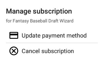 Play google com store account subscriptions